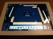 iPadで雀龍門